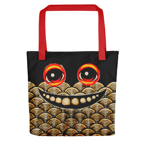 EYEZ Smile Tote bag
