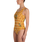 BEEZ are Sacred - One-Piece Swimsuit