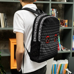 CUBE EYEZ FACE - Backpack