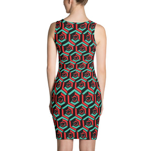 EYEZ Cubed - Cut & Sew Dress