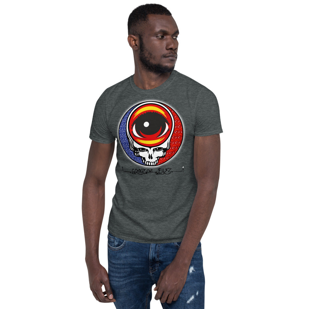 Grateful EYEZ - Short-Sleeve Unisex T-Shirt