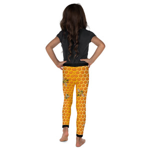 EYEZ on BEEZ - Young Kid's Leggings