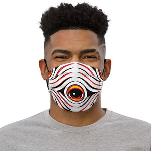 Radiate EYEZ Premium face mask