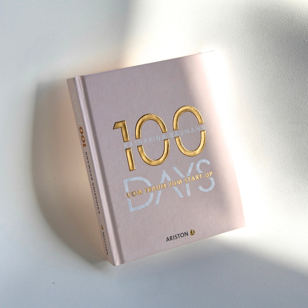 100 DAYS-BUCH-VOM TRAUM ZUM START-UP-DESIGN BUBBLES