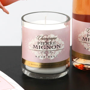 Champagner-Kerze-Mom-rose-Mignon-München-Design-Bubbles