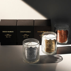 TNT METAL CANDLE SET