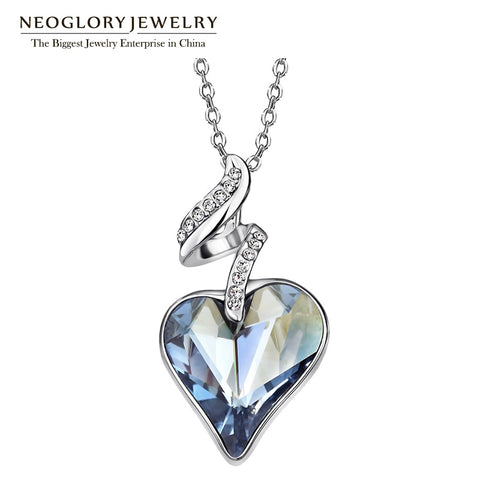 Neoglory Austrian Crystal Necklaces