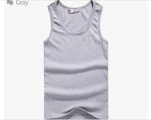 Solomon Booth Tank Top