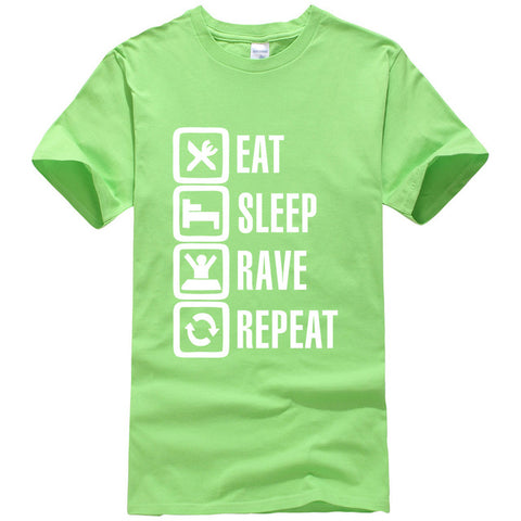 Eat, Sleep, Rave, Repeat!