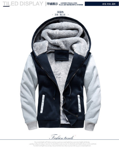 WINTER FLEECE HOODIE