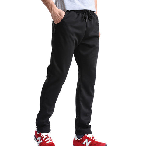 Casual Straight Fit Sweatpants