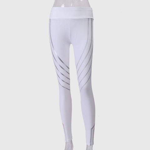 Laser Leggings!