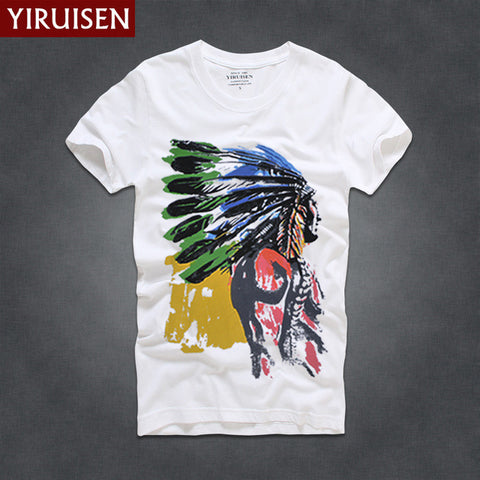Tribal Chief Man T-Shirt