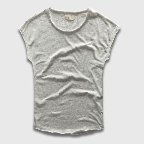 Crew Neck Sleeveless Tees