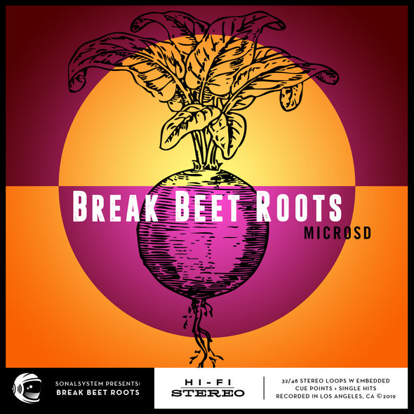 Break Beat Roots microSD