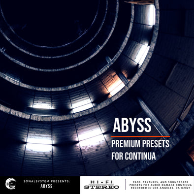 Abyss - Presets for Continua