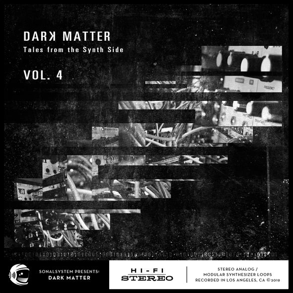 Dark Matter - Tales From the Synth Side
