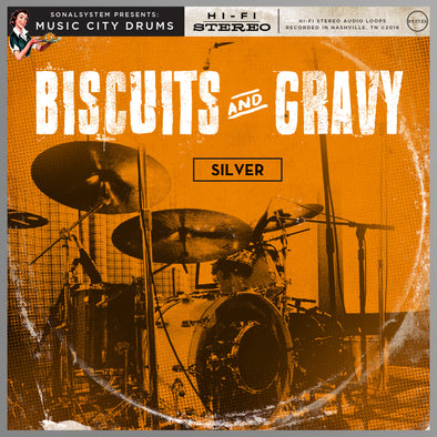 Music City Drums Vol. 1 - Biscuits & Gravy