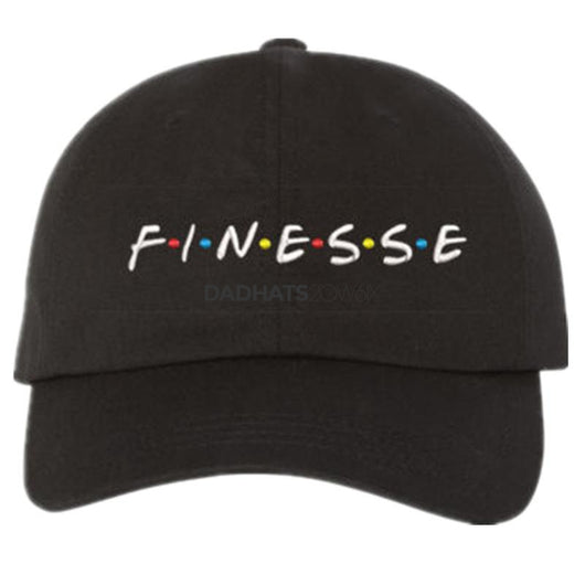 2017 new FINESSE Hat (slide buckle) fashion style vintage art dad cap seasons caps meme man women baseball cap - DadHats2ow6ix