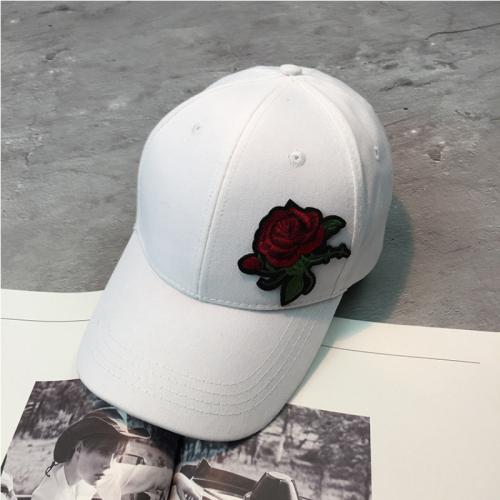 Rose Flower Dad Hat - DadHats2ow6ix