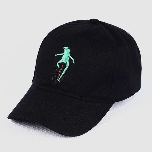 Frog  Dad Hat - DadHats2ow6ix
