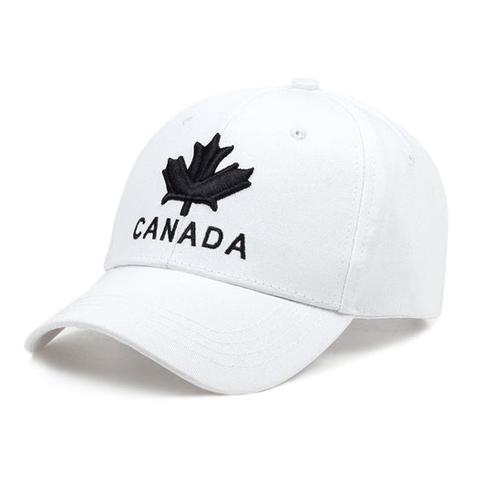 2018 New 100% Cotton Baseball Cap CANADA Embroidery dad Hat For Men And Women Snapback Caps Hat Gorras - DadHats2ow6ix