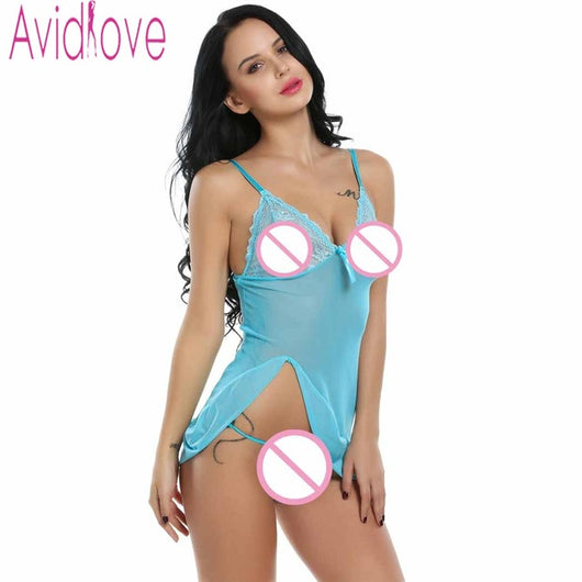 Babydoll Lace Mesh - DadHats2ow6ix
