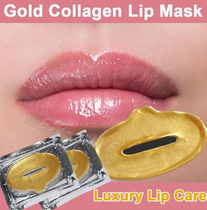 Gel Collagen Lip Mask Repair Lip Care