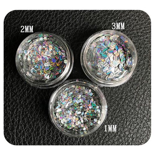 Holographic Nail Sequins