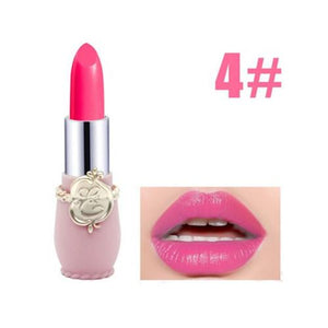 New Fashion Long-lasting Waterproof Lipstick Sexy Moisture Protection Lip Makeup