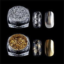 Metallic Mirror Flakes
