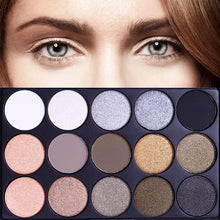 Earth Tone Eye Shadow Pallette