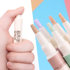 Concealer Color Corrector Pen with Brush