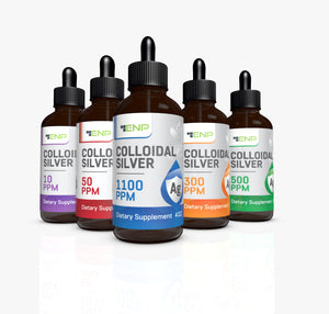 colloidal silver family