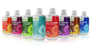 Liquid Supplement collection for people