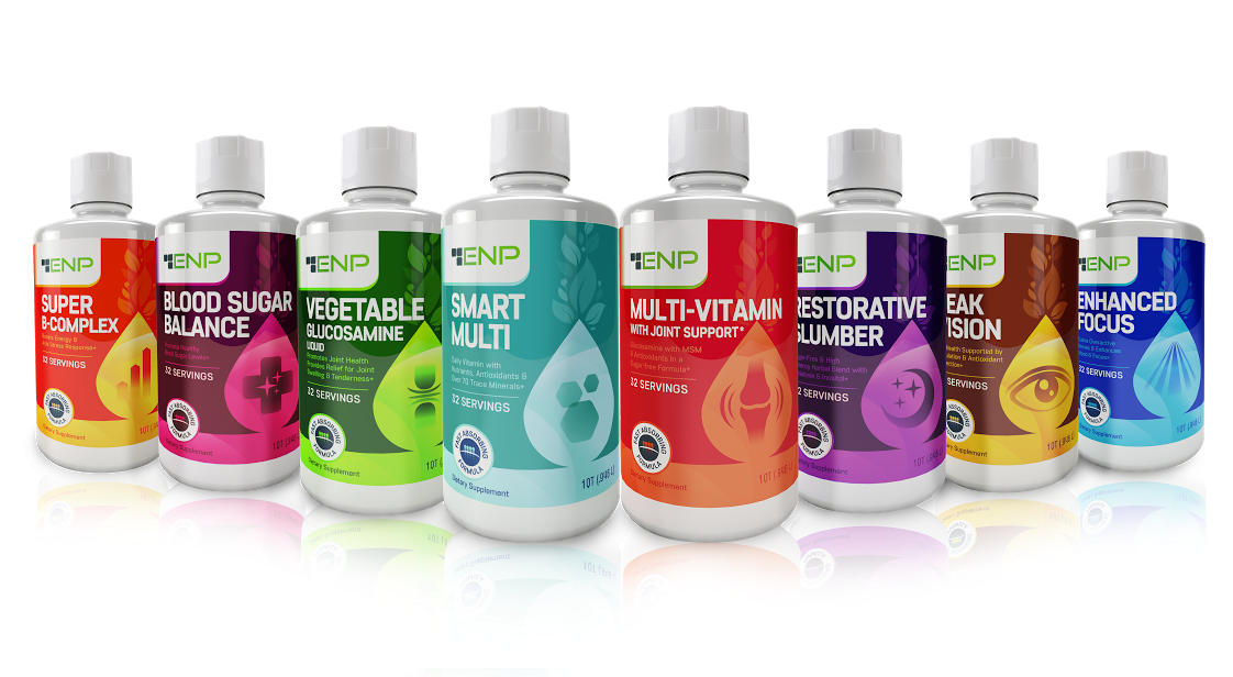 ENP Liquid Supplements for People