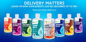 Liquid supplements for best absorption