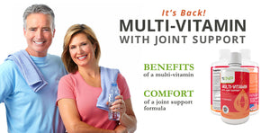 Multi-Vitamin with Joint Support