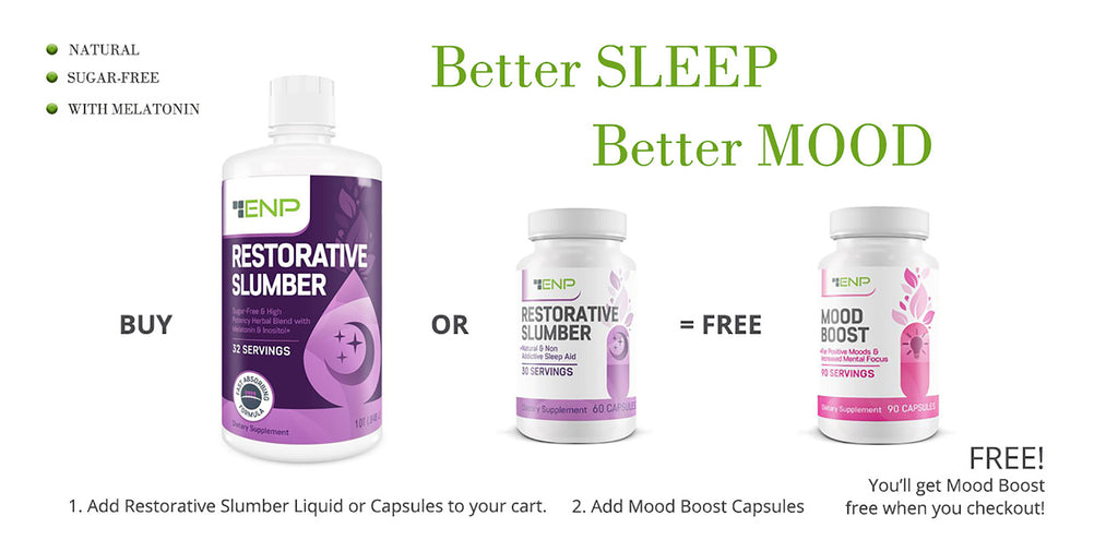 Buy Restorative Slumber - Get Mood Boost Free
