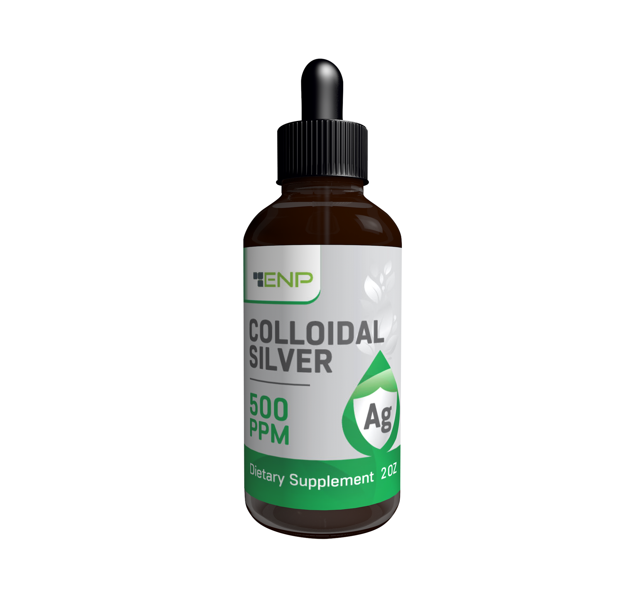 colloidal silver supplement -500 PPM