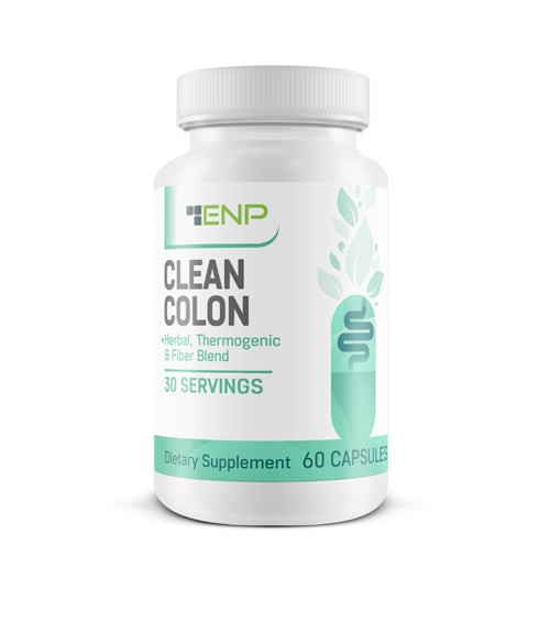 Clean Colon Capsules (60 Count)