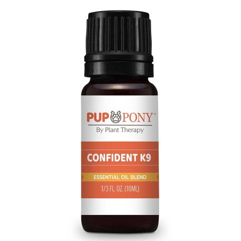 Confident K9 Essential Oil for Separation Anxiety