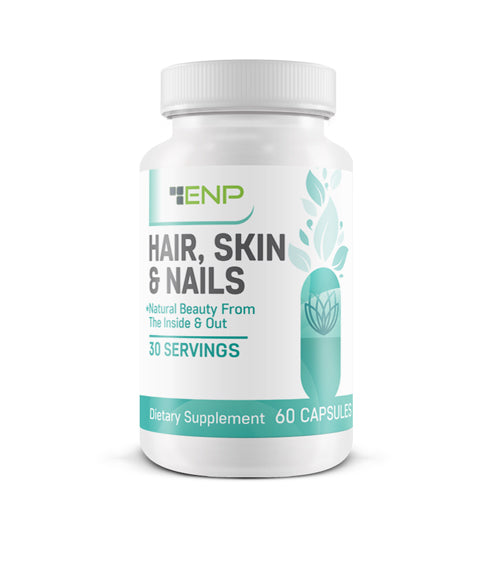 Hair, Skin & Nails Capsules (60 Count)