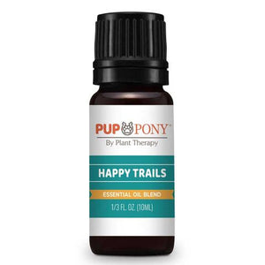Happy Trails Essential Oil for Travel Sickness