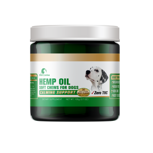 Canine Hemp Oil Soft Chews (30 ct)