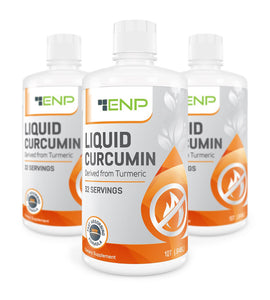 Liquid Curcumin Bundle (3 pack)
