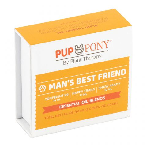 Man's Best Friend Set - 3 Essential Oils for Dog Health and Happiness
