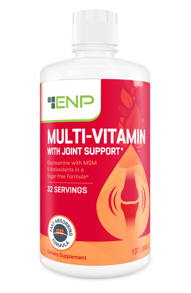 Liquid Multi-Vitamin with Joint Support