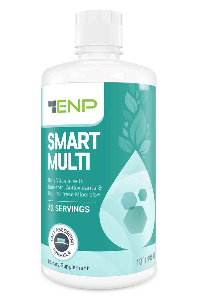 Smart Multi - Liquid Daily Vitamin