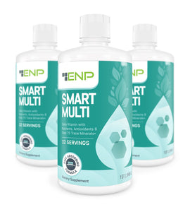 Smart Multi Bundle - Liquid Daily Vitamin (3 pack)